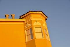 Nach Hause zurückgestellt von San Francisco Lizenzfreies Stockfoto
