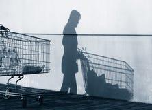 Nach shopping2 stockfotos