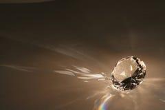 Nachahmung des Diamanten Stockfoto