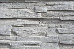 Nachahmung einer Sandsteinmaurerarbeit Stockbild