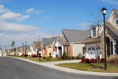 Nachbarschaft Lizenzfreie Stockfotos