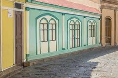 Nachbarschaft Las Penas in Guayaquil Ecuador Lizenzfreie Stockfotografie