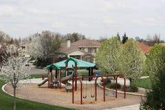 Nachbarschafts-Park Lizenzfreie Stockfotografie