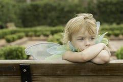 Nachdenkliches fairy Stockfotos