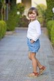 Nachdenkliches Kind Stockfotos