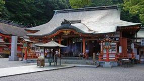 Nachi cai santuário em Japão fotos de stock