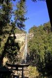 Nachi Falls imagem de stock