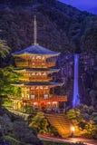 Nachi, Japão fotografia de stock royalty free