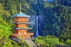 Nachi, Japão imagem de stock