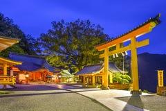 Nachi Taisha Grand Shrine Fotografia Stock
