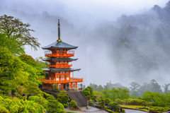 Nachi Temple Japan Royalty Free Stock Photo