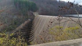 Nachmittag am Reservoir Stockfotografie