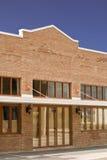 Nachmittags-Fassade Lizenzfreie Stockbilder