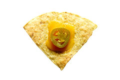 Nacho Stock Photo