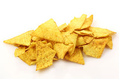 Nacho chips Royalty Free Stock Image