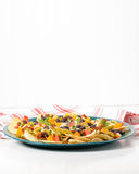 Nacho Platter Portrait photo stock