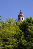 Nachod castle towers details stock photography