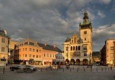 Nachod in Czech Republic Stock Images