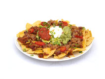 Free Nachos Royalty Free Stock Photography - 12100107