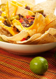 Nachos Stock Photography