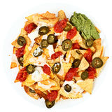Nachos Photo stock