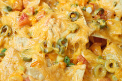 Nachos royalty free stock images