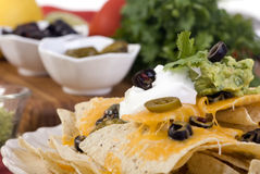 Nachos Royalty Free Stock Photography