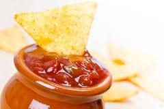 nachos Obraz Royalty Free