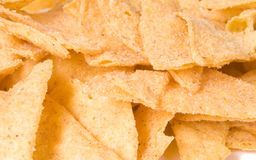 nachos fotografia stock