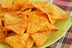 Nachos Royalty Free Stock Image