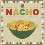 Nachos mexicanos Fotos de archivo