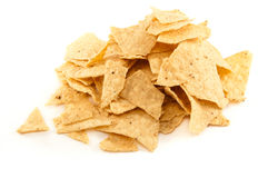 Nachos from Mexico Royalty Free Stock Images
