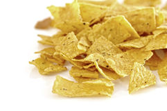 Nachos Snack Stock Photo