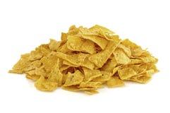 Nachos Snack Stock Image