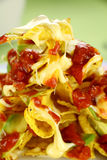 Nachos Stack Stock Images