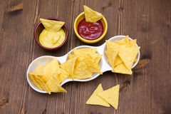 Nachos from Royalty Free Stock Photo