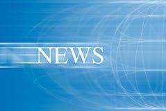 Nachrichten lizenzfreie abbildung