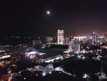 nacht stock fotografie