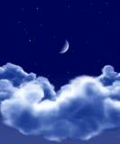 Nacht Stockbild