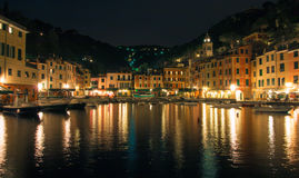 Nacht bei Italien Lizenzfreie Stockfotos
