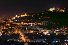 Nacht der Stadt Lizenzfreie Stockfotos