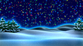 Nacht des neuen Jahres Stockfotografie