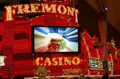 Nacht Las Vegas Lizenzfreie Stockbilder