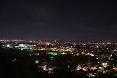 Nacht Simferopol 002 Lizenzfreies Stockbild