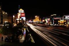 Nacht in Vegas Lizenzfreies Stockbild