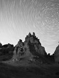 Nachtbewegung Stockfotografie
