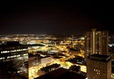 Nachtbewegung Lizenzfreie Stockfotos