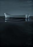 Nachtboot stockfotos