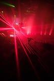 Nachtclub-Party-Hintergrund Lizenzfreie Stockbilder
