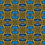 Nachtelijke Entwinement - Textuur Royalty-vrije Stock Foto